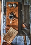 Old Telephone still in use today