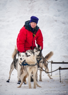 Apostle Island Sled Dog Races 2016-1881