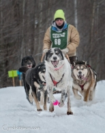 Jim Lynch, Bayfield, WI - Racey's Rescues""
