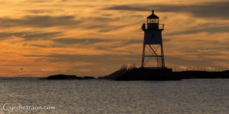 Grand Marais, MN Lighthouse