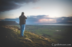 Binevenagh Mountain-2677