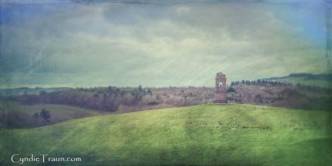 Downhill Demesne mausoleum-2907