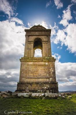 Downhill Demesne mausoleum-2927
