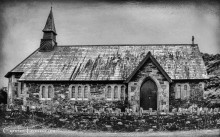 Derrycunnihy Church-9899-blk_wht