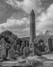 Glendalough Round Tower-4605