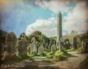 Glendalough Round Tower-4607